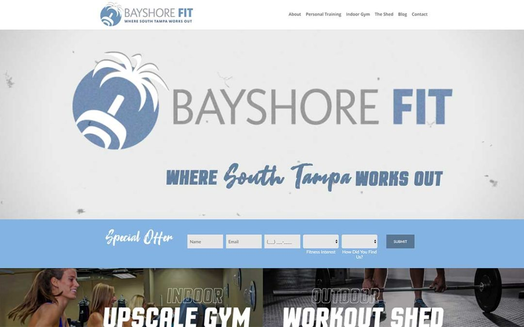 Bayshore Fit's New Look – Announcement and Updates