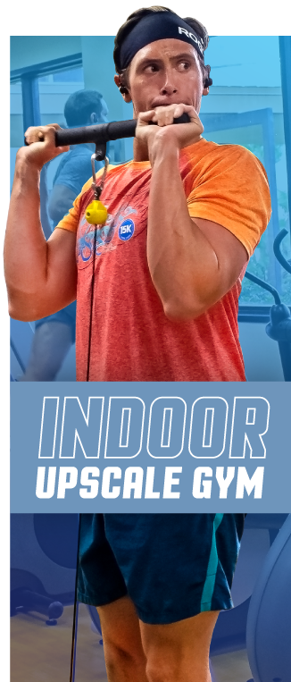 indoor upscale gym in south tampa