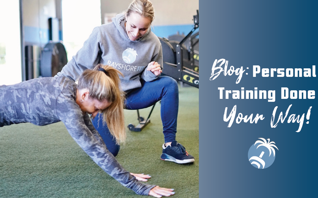personal training at bayshore fit - tampa gym